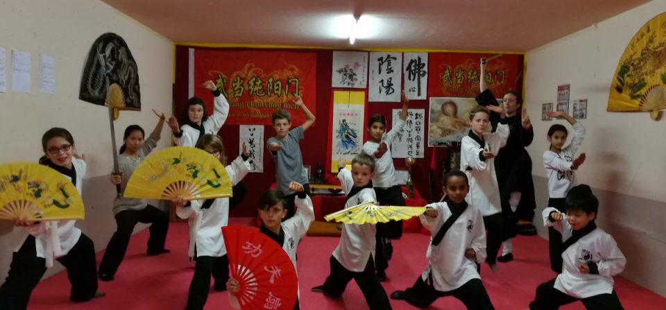 kung fu karaté taichi arts martiaux sport de combat sion